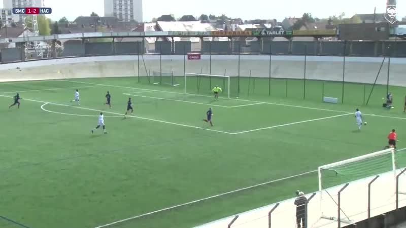 SM Caen 3:5 Le Havre U17