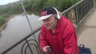 Опасный вьезд по мосту в Смоленск на 9 мая 2019 супер ЗВЕЗДЫ певца ПРОРОКА САН БОЯ СОЛНЦЕбоя