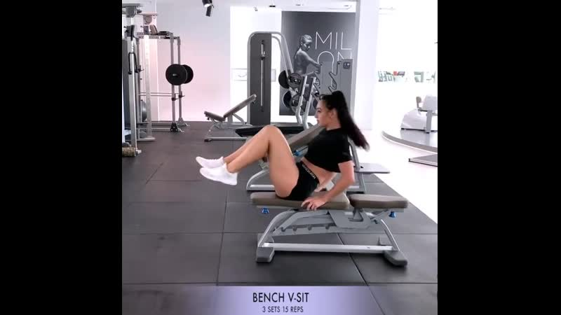 MEDICINE BALL ONLY AB WORKOUT!!3