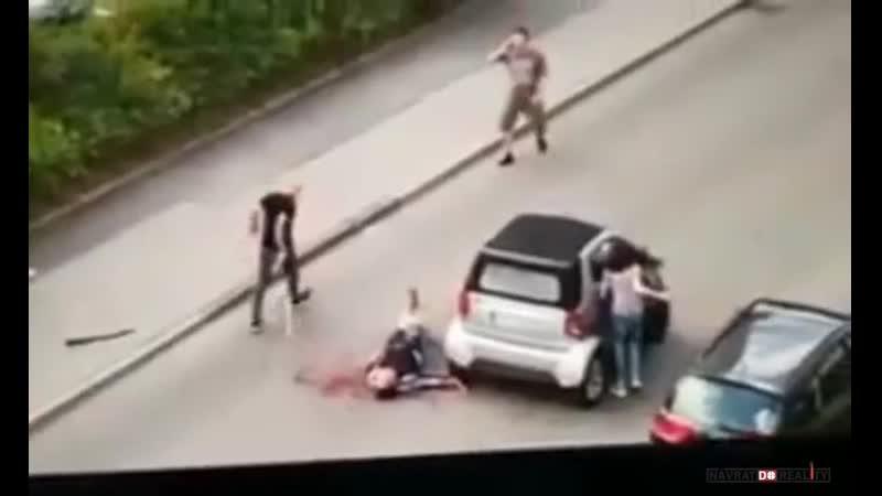 Vražda ve Stuttgartu1