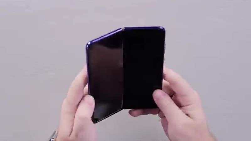 Galaxy Fold 48 часов спустя. А что с гибким экраном?