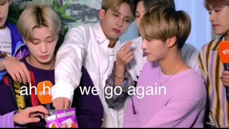 Jongho reactions toward the shacks he didn't like I'm-😂😂😂