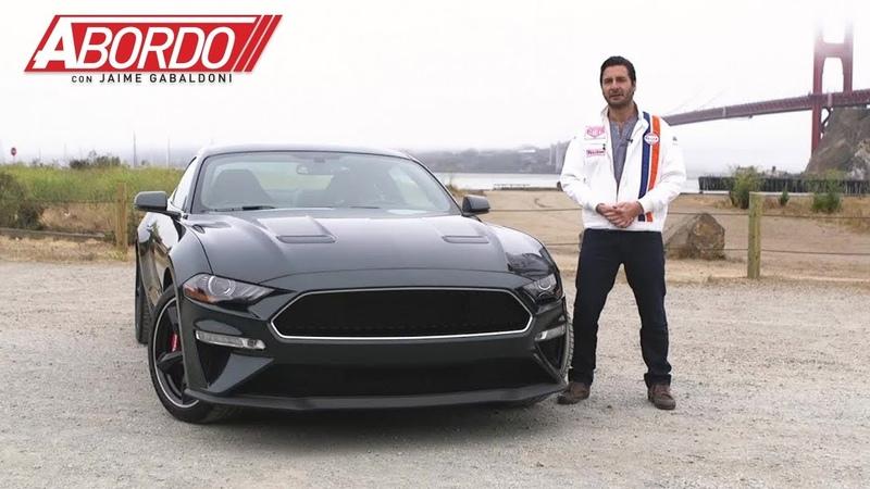 Ford Mustang Bullitt 2019 Prueba A Bordo completa