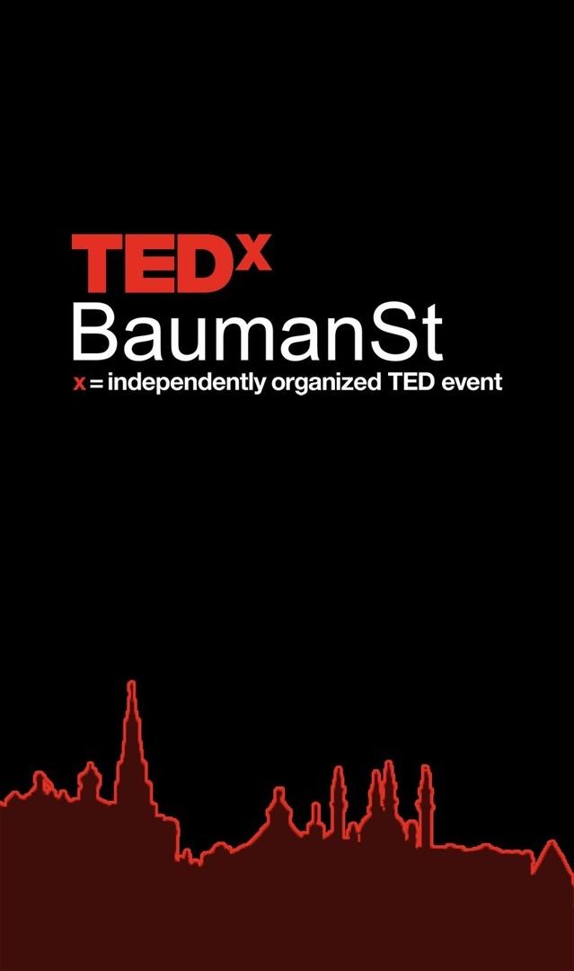 Афиша Казань TEDx в Казани/ 10 ноября 2019
