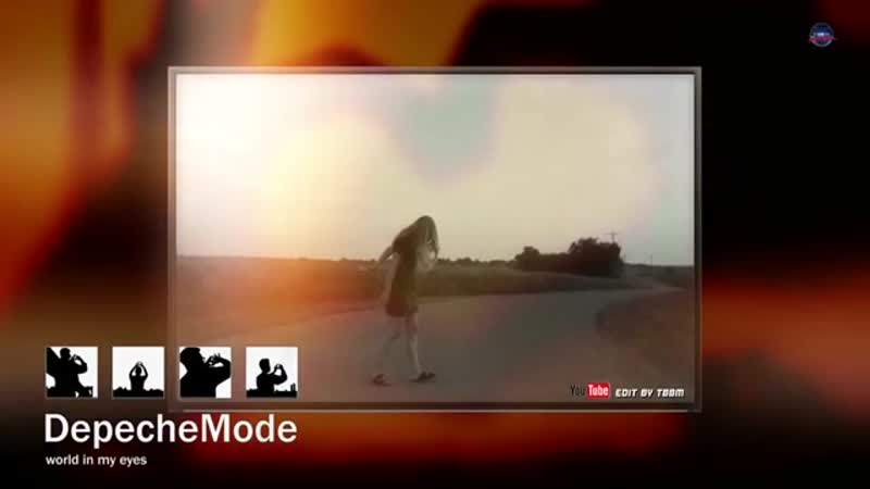Depeche Mode World In My Eyes Dominatrix RmX
