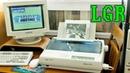 Star NX 2420 Color Dot Matrix Printer from 1990