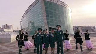 Сотрудники МЧС Башкирии присоединились к общероссийской акции ко Дню народного единства
