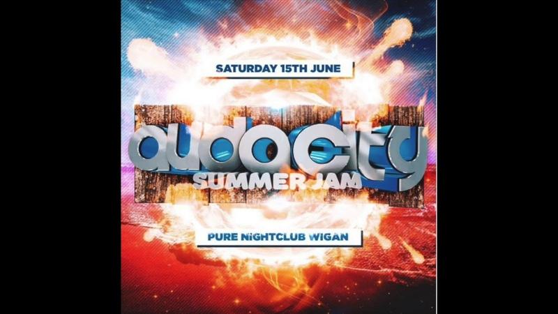 ACKRO Audacity Summer Jam Pure Night Club Promo Mix 2019
