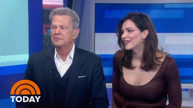 David Foster And Katharine McPhee Foster Talk About Their Recent Marriage TODAY