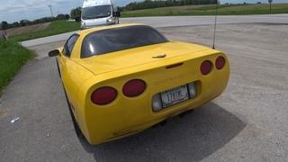 Поляк из Союза on Instagram: Как вам такой #corvette старенький, в круг тонированный. Готов на эксп