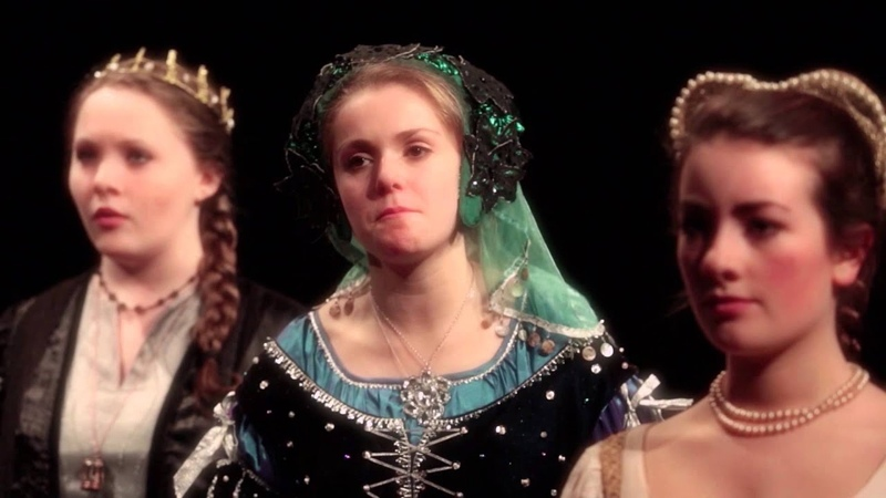 The Wives' Song from Henry VIII The Musical