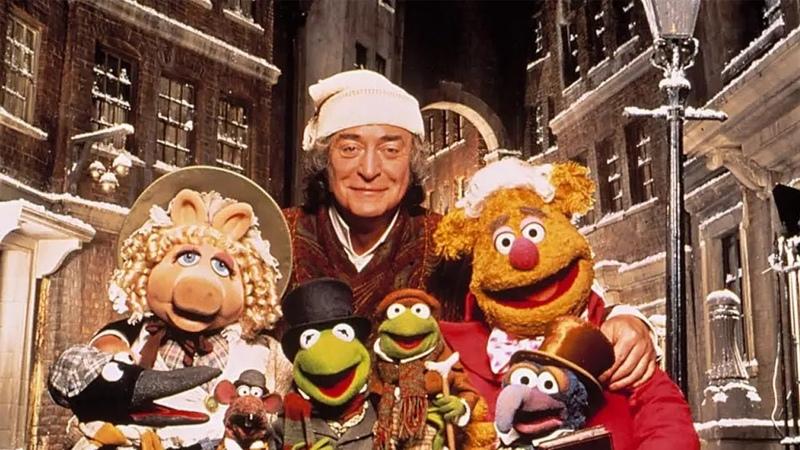 Рождественская сказка Маппетов 1992 Трейлер субтитры