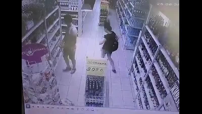 Краснодарские Бонни и Клайд в погоне за алкоголем