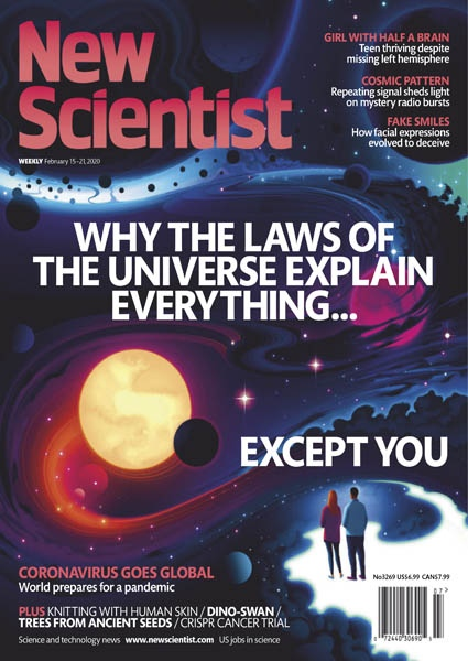 New Scientist - 02.15.2020