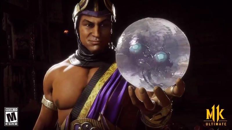 Mortal Kombat 11 Ultimate Rain Unmasked🤙🏽 Gameplay
