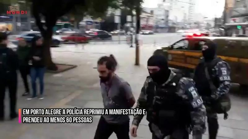 GreveGeral: Trabalhadores e estudantes aderiram em todos os estados do Brasil - veja resumo
