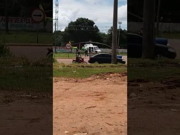 Veja o vídeo do momento exato em que o caminhão atinge a aeronave durante a decolagem