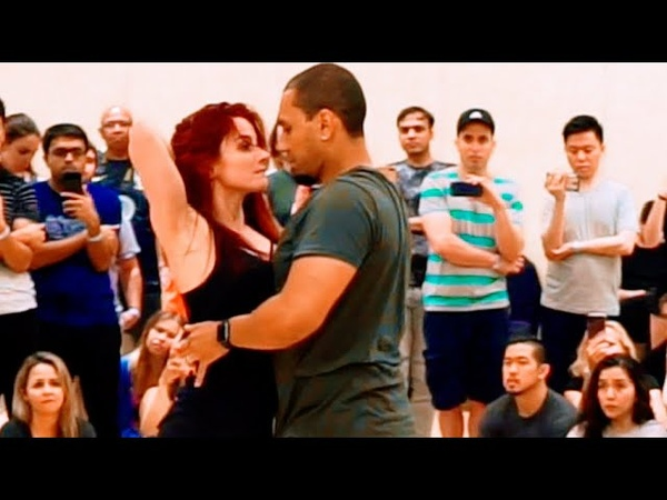 Fantastic Dance by Kadu Pires Larissa Thayane | Brazilian Zouk | Washington DC Zouk Festival 2019