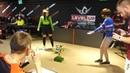 Тюмень Финал турнира Level UP по DotA 2 Конкурс косплея Ч7