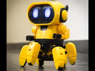 Робот-конструктор Макс. Сам собери- сам играй!
