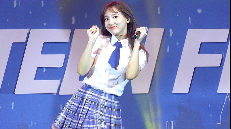 190707 포카리틴페스타 Cheer Up TWICE 나연 (Nayeon) 직캠