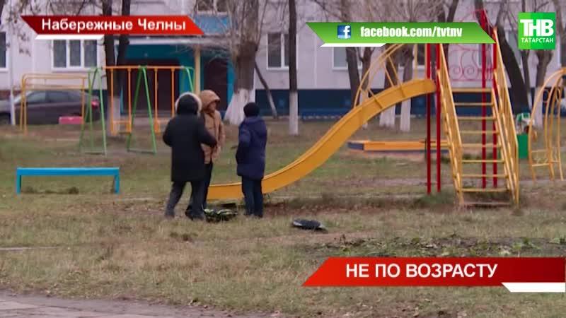 В районах Татарстана вырос показатель подростковой преступности за 9 месяцев около 700 эпизодов