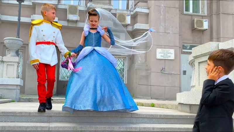 Принцесса НЕВЕСТА! Сказочная свадьба