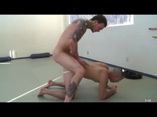 1080  Sparring and Groping (Cliff Jensen  Chris Tyler) (4) (Wrestling)