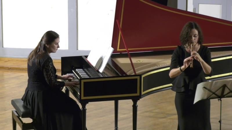 Из Германии в Англию через Амстердам Проект Алиенор и Студии старинной музыки СГК им Собинова
