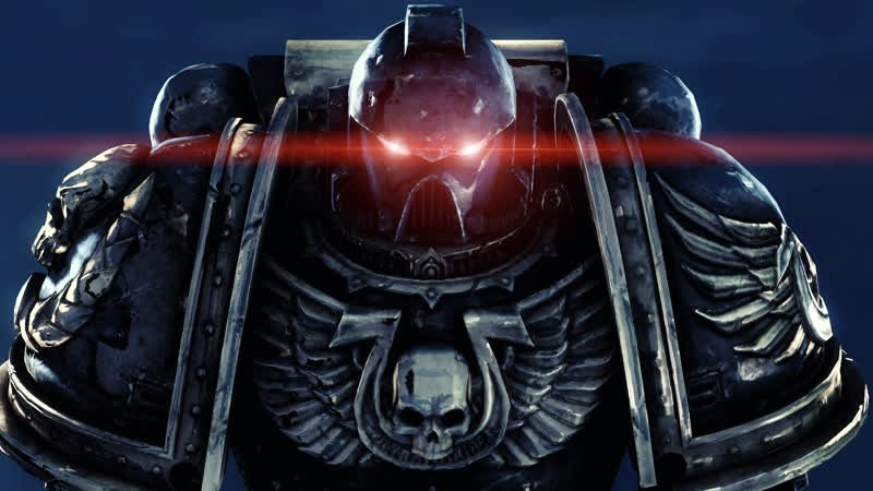 Warhammer 40000 Space Marine №12 Источник енергии