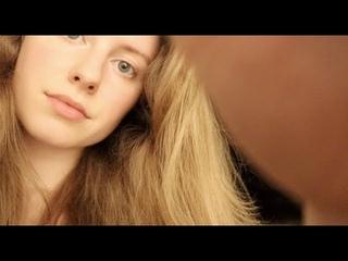 ASMR - Hair Salon Roleplay - Washing, Scalp Massage, Shampoo, Hair Inspection & Styling