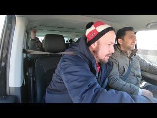 11 000 км на VW MULTIVAN - Большой тест-драйв и женщины СТИЛАВИН
