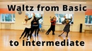 Workshop Waltz from Basic to Intermediate Dance Exercises Steps and Tips