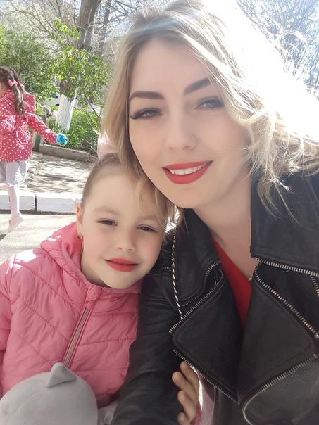 Анжела Фадеева, Одесса, Украина