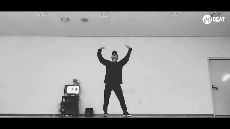 A.C.E(에이스) - Nirvana- samsmith(harry fraud remix) choreography by keone madrid(by A.C.E 김병관)
