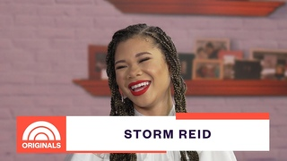 Storm Reid Shocks Savannah With The Most Famous Person In Her Phone   Six-Minute Marathon   TODAY