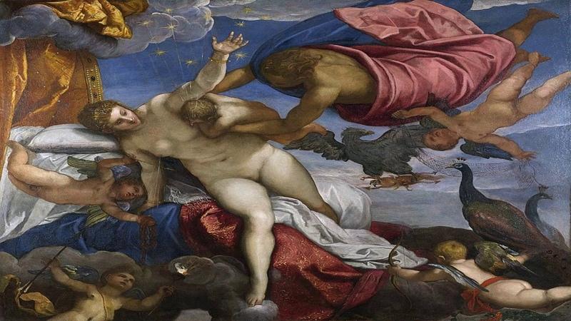 PINTURA Tintoretto Principales Obras