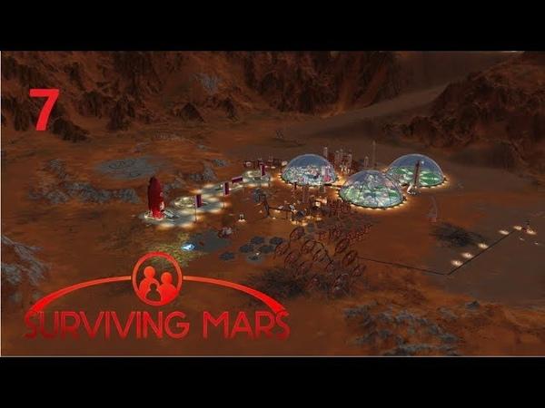 Прохождение Surviving Mars Сезон 2 № 7 Колония процветает