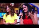 Сальма Хайек поёт на тв-шоу «Despierta América!» (24/04/2017)