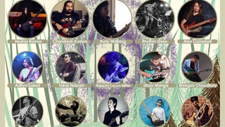 """""""The Great Indian Melodic Guitar Jam"""" Feat. Hedras Ramos   Alex Campbell"""