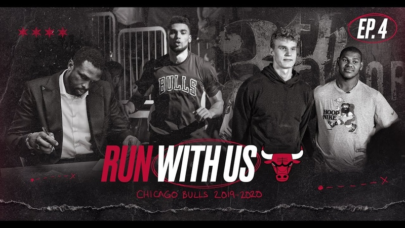 LUOL DENG RETIRES AS CHICAGO BULL - Behind The Scenes | Run With Us S3 E4