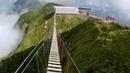 Подвесной Мост Роза Пик 2320 м