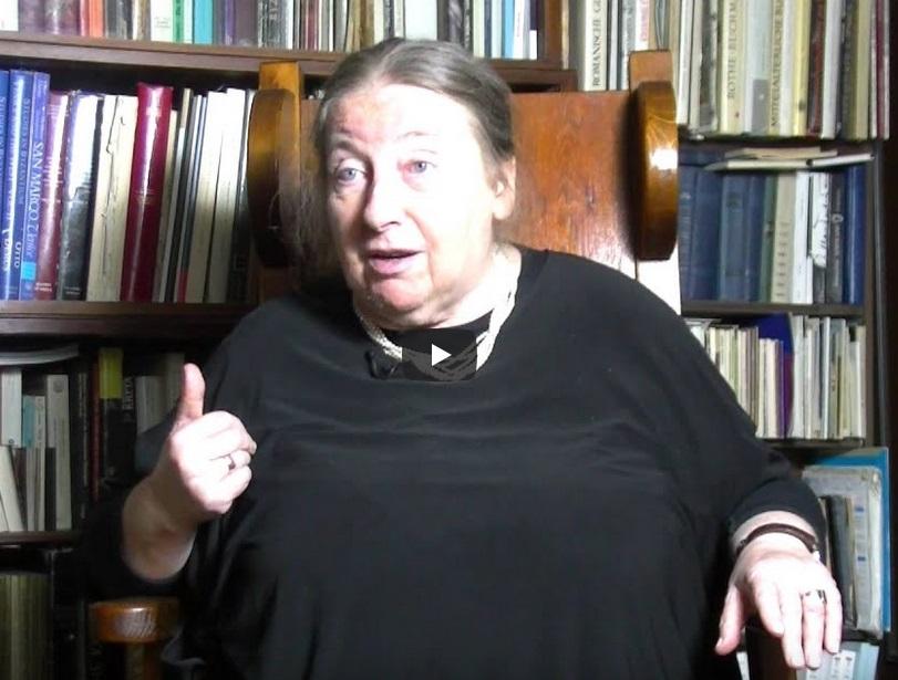 Умерла заслуженный профессор МГУ, специалист по искусству Византии и древнего Новгорода Ольга Попова