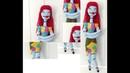 Crochet Sally Patch Doll