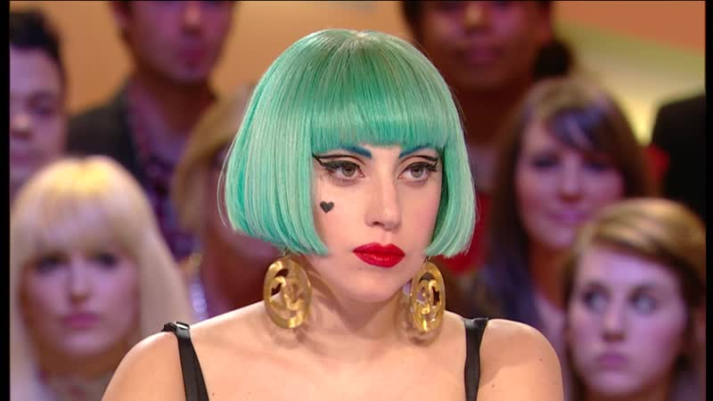 Lady Gaga The Edge Of Glory And Interview Live @ Le Grand Journal 15 06 2011 CANAL 1080i HDTV DD2.0 H.264