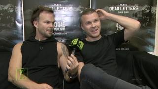 The Rasmus interview  Barba Negra