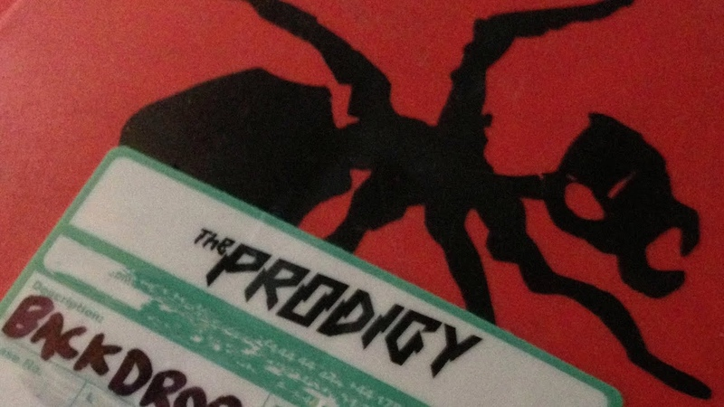 The Prodigy Live - A Stagehand's Perspective