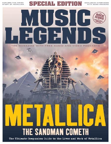 Music Legends - Metallica Special Edition 2019