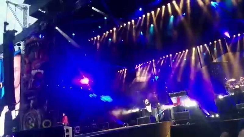 Linkin Park Hybrid Theory live Donington Park Download Festivial 2014