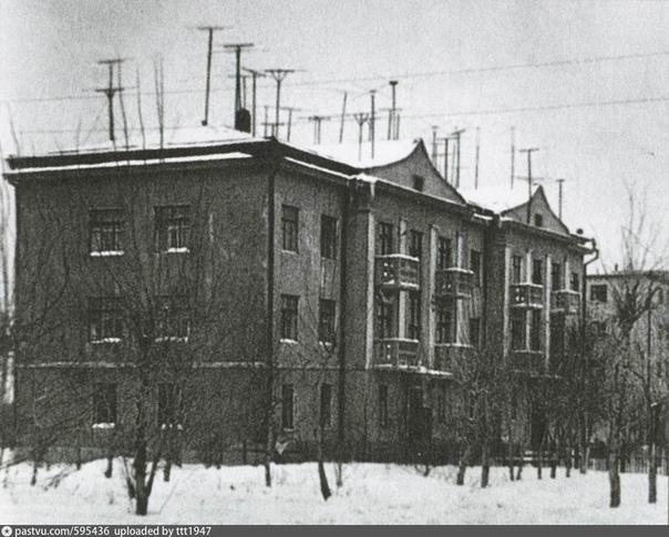 Калининград МО (ныне Королёв), микрорайон Текстильщик 1967 -1970 гг.
